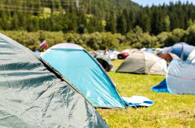 Alternative Camping Suggestions