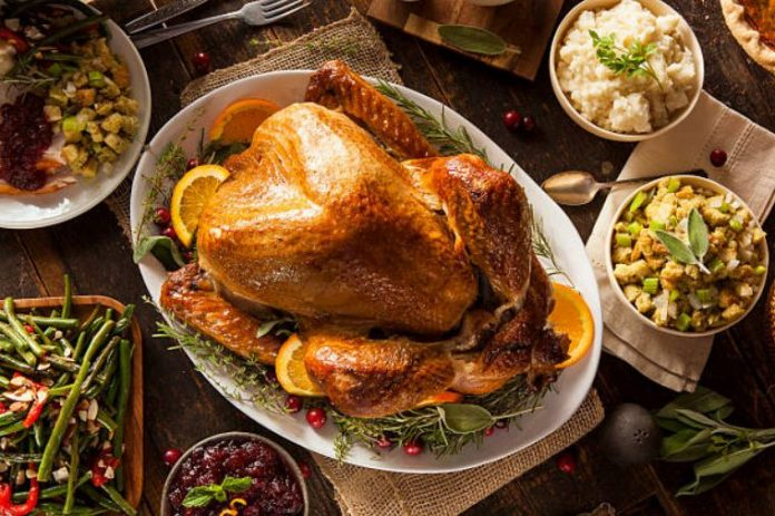 Celebrate Thanksgiving In The East Asian Style: Especially The Korean Way