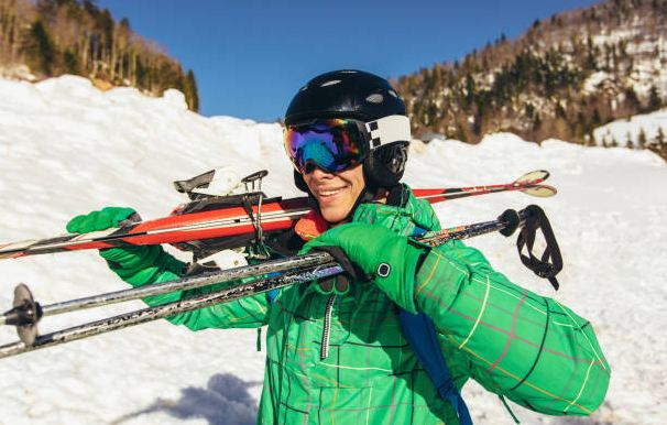 Dress Properly For Skiing