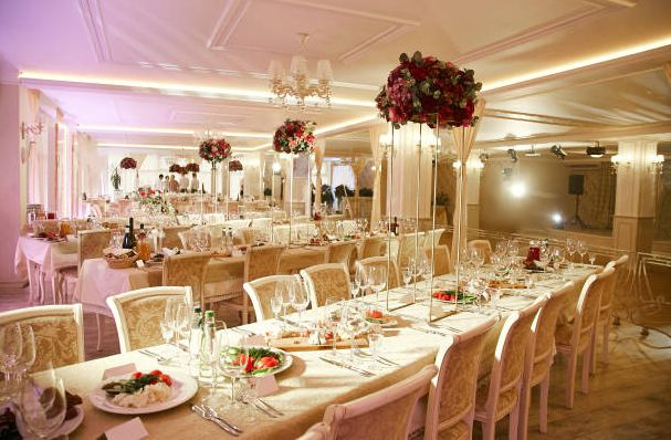 How To Plan For A Fall Wedding Reception