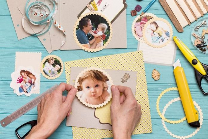 Scrapbooking Layouts - How To Enhance Your Pictures