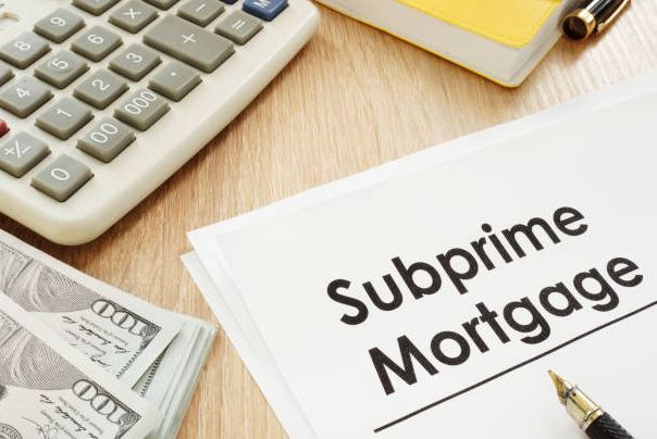 Subprime Mortgages And Home Equity Loans