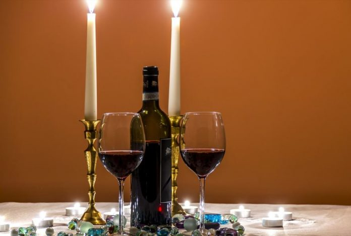 The Perfect Ingredients For Making The Most Romantic Candle Light Dinner