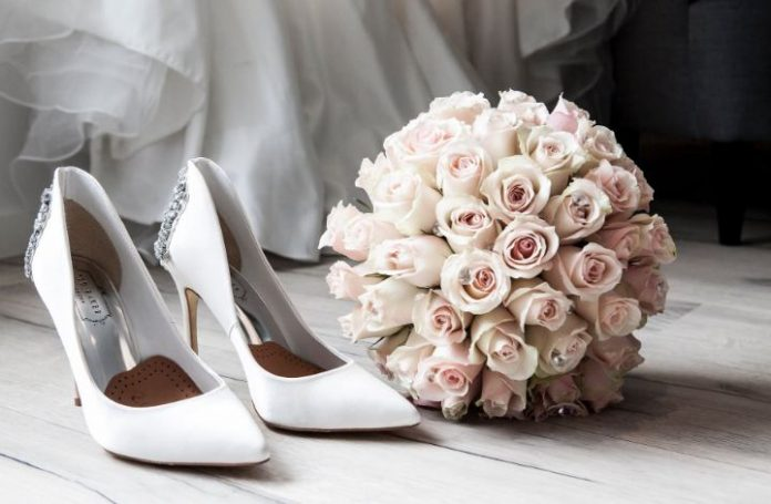 How To Select Shoes For A Wedding