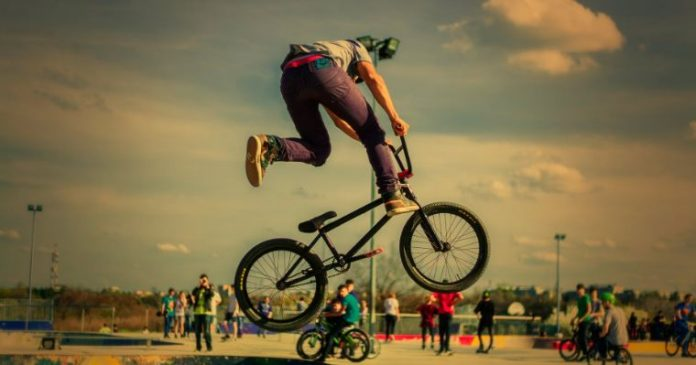The Places That Can Be Used If You Are A Bmxer