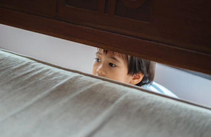 Comforting Children With Nightmares And Night Terrors