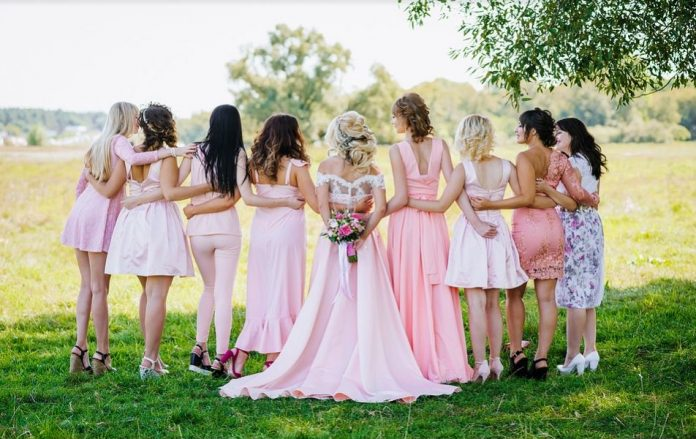 Where To Find Bridesmaids' Dresses For A Fall Wedding
