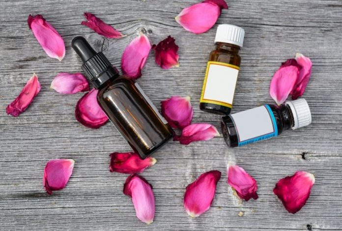 Live Healthy By Using Essential Oils, Roots, And Herbs