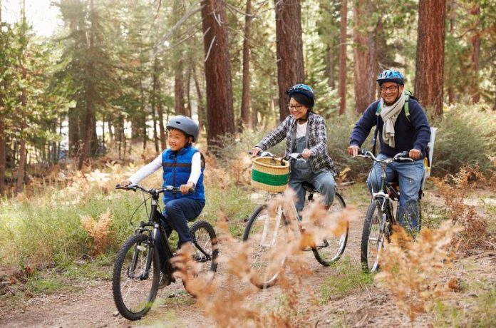 Advice And Tips About Family Bike Trips