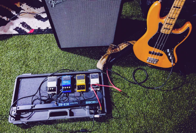How To Buy A Guitar Amplifier