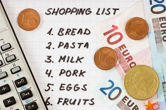 Shopping Checklist If You Are Throwing A Party