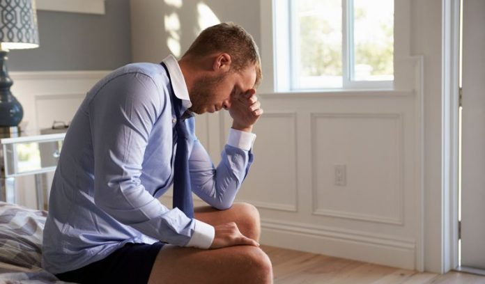 How Should Men Cope With Stress