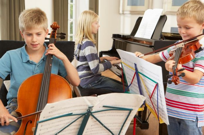 Musical Instruments That You Can Make At Home For Your Kids
