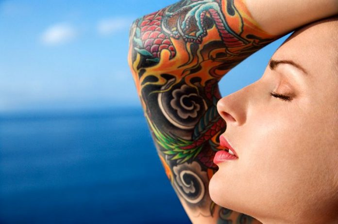 The Trend In Tattoo Art